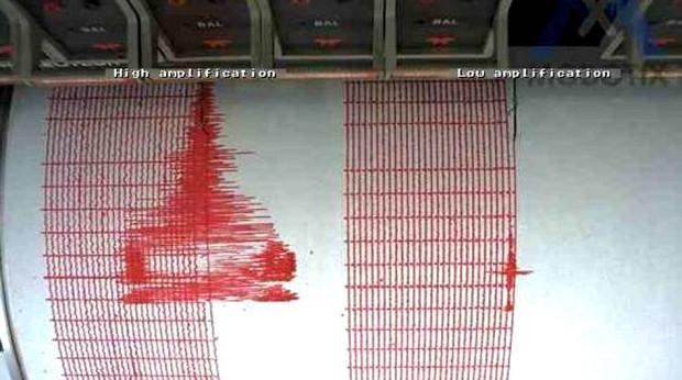 Un nou cutremur de 5.0 grade din Zona seismică Vrancea simțit la Chișinău