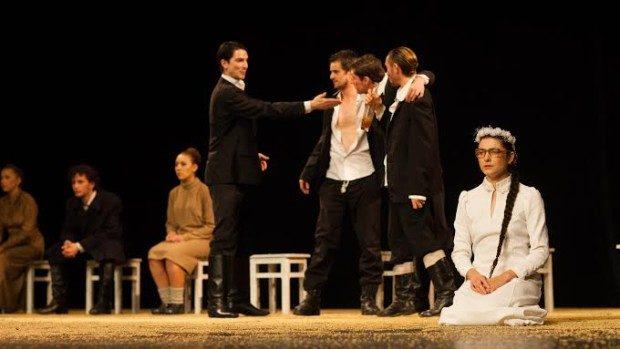 Clasa noastră revine la Teatrul Eugene Ionesco