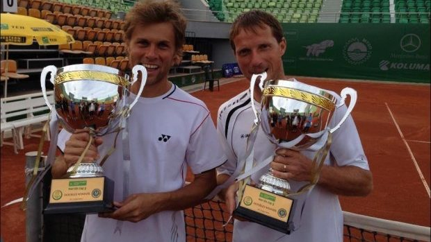Radu Albot a câștigat competiția de dublu la Challenger-ul de la Mersin