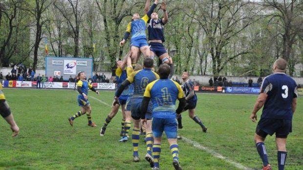Rugby, Cupa Europeană pe Națiuni: Moldova la un pas de promovare