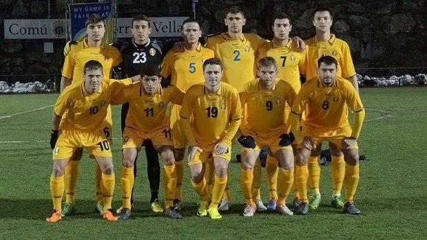 Selecționata de fotbal a Moldovei a urcat 9 poziții în clasamentul FIFA