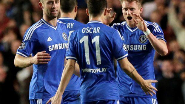 Rezultate Champions League 08.04.2014: Chelsea 2 – 0 PSG