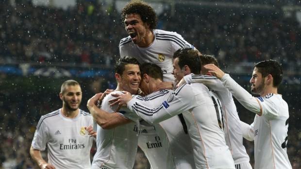 Rezultate Champions League 02.04.2014: Real Madrid 3 – 0 Borussia Dortmund
