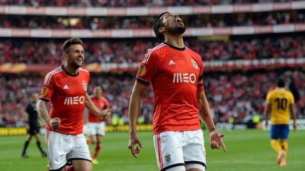 Rezultate semifinale Europa League 24.04.2014: Benfica 2 – 1 Juventus