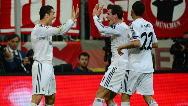 (video) Champions League 29.04.2014: Bayern München 0 – 4 Real Madrid