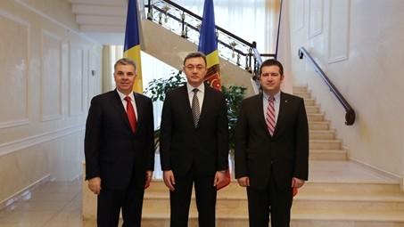 """Președintele Parlamentului ceh: """"Moldova este înconjurată de statele europene care o sprijină"""""""