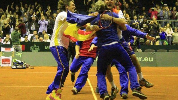 Cupa Davis: Moldova va juca barajul de promovare în Danemarca