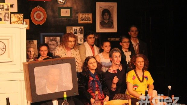 "(foto) ""Little Friday"" – spectacol inedit de Veaceslav Sambriș"