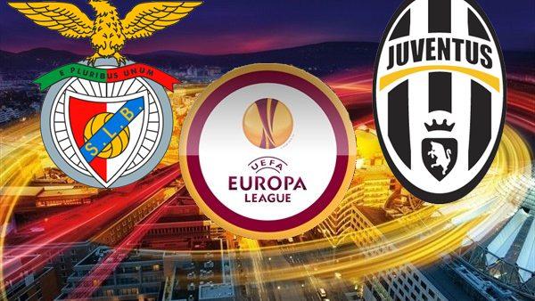 Semifinalele Europa League: Urmărește în direct Benfica – Juventus