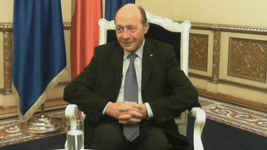 Trăian Băsescu a spus că se va ocupa de agricultură
