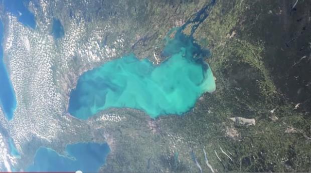 (video) Imagini impresionante ale Pământului văzut din spațiu