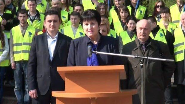 "Partidul Liberal Reformator a dat start campaniei de informare ""EU sunt European"""