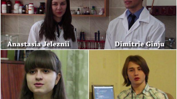 (video) Ei sunt elevii care vor reprezenta Moldova la un concurs internațional de invenții în SUA