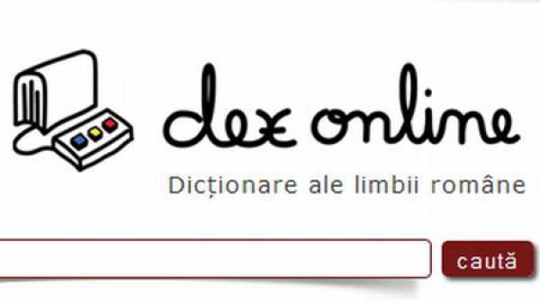 Top 10 al cuvintelor zilei propuse în luna martie de Dexonline