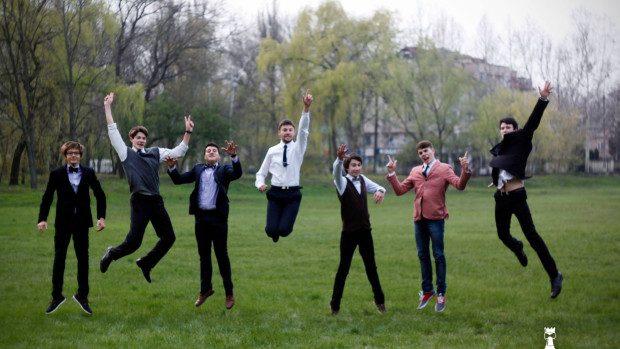 """(foto) Cunoaște-i pe absolvenții primei ediții ai """"Academy of Manliness"""""""