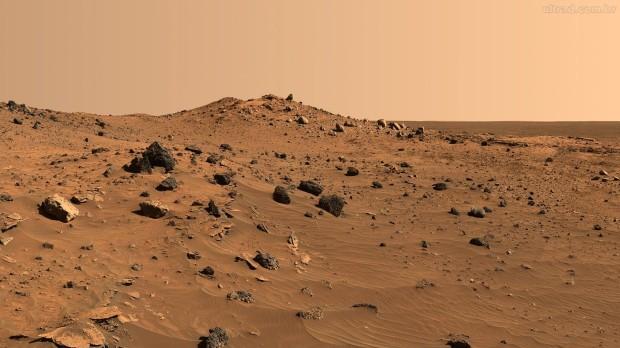 Apa lichidă de pe Marte a fost un moment episodic