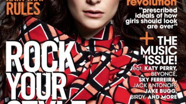 (foto) Prima copertă americană pentru tânăra Lorde