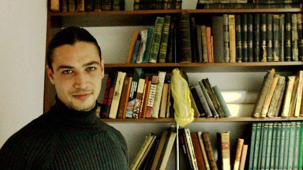 Oleg Filatov ne povestește cum se restaurează cărțile în Republica Moldova