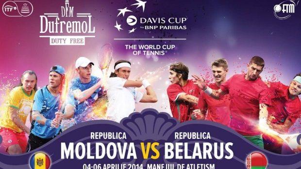 Radu Albot a câștigat primul meci din Cupa Davis contra Belarusului