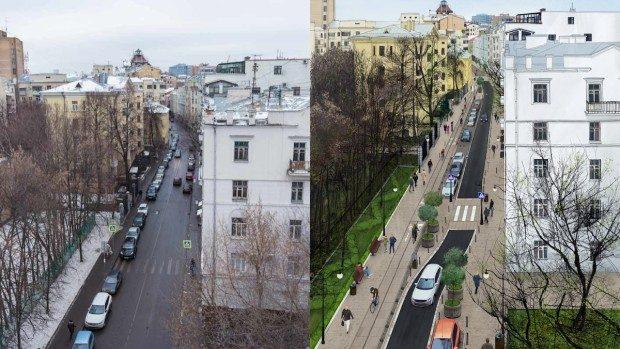 (foto) Soluții practice pentru ca pietonii din Chișinău să se simtă în siguranță