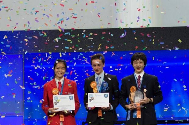 Intel ISEF 2014 şi-a anunţat câştigătorii. PC:  Ministerul Educației al Republicii Moldova