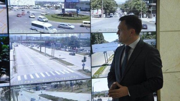 A fost lansat proiectul de testare a camerelor video pentru poliția de patrulare