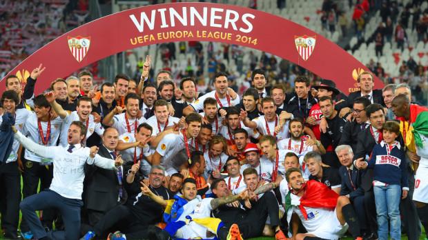 (foto, video) Sevilla FC a câștigat UEFA Europa League