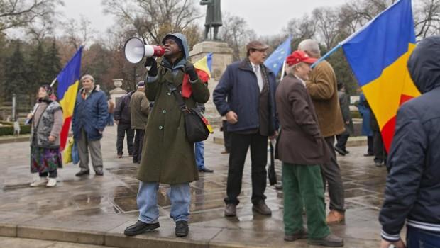 John Onoje a apărut pe un portal american de știri