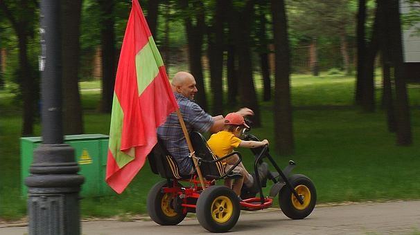 """(video) Euronews: Transnistria visează la întoarcerea în """"patria mamă"""""""
