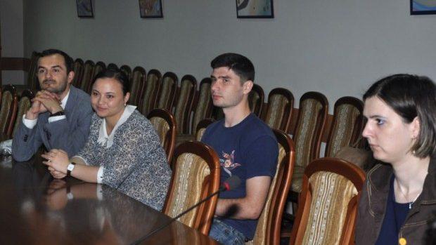 Mai mulți studenți medicinişti au devenit bursieri ai programului Erasmus Mundus