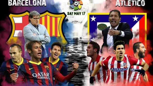Cine va deveni campioana Spaniei, Barcelona sau Atlético Madrid?