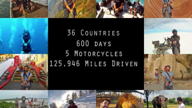 (video) La 360 de grade în jurul lumii: Alex Chacón, 36 de țări în 600 de zile
