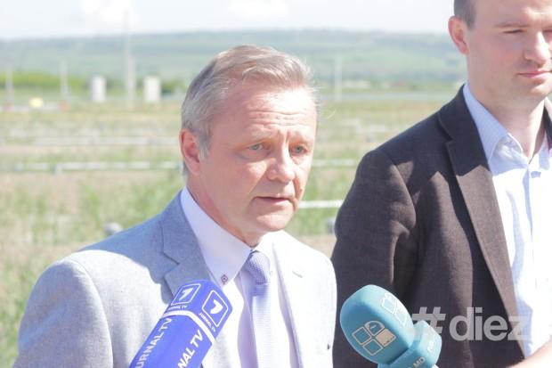 Henno Putnik, managerul de proiect din Delegația UE