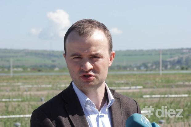 Sergiu Guțu, director de proiect