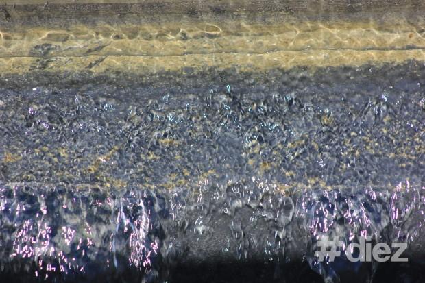 Apa care se scurge în Răut