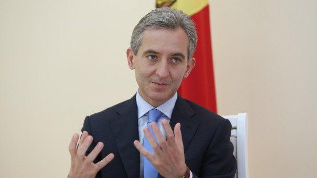 """Iurie Leancă: Relațiile cu Federația Rusă au devenit """"mai puţin sistematice"""""""