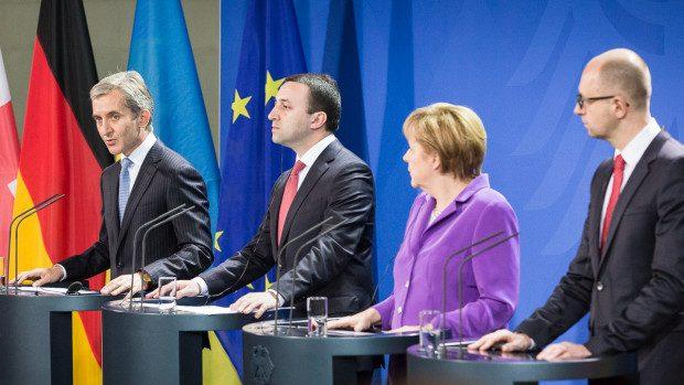 Angela Merkel: Acordul de Asociere va pune bazele unui parteneriat al reformelor cu Moldova