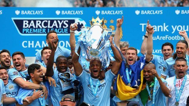 (foto) Manchester City câștigă al 4-lea titlu de campioană în Premier League