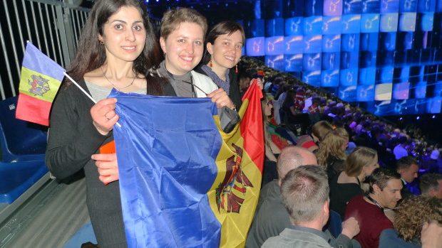 Relatările voluntarelor din Moldova din culisele concursului Eurovision