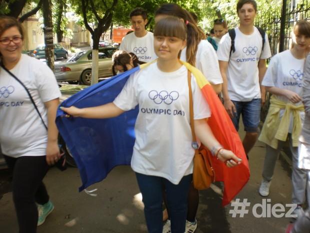 Sărbătoarea sportului la Chișinău