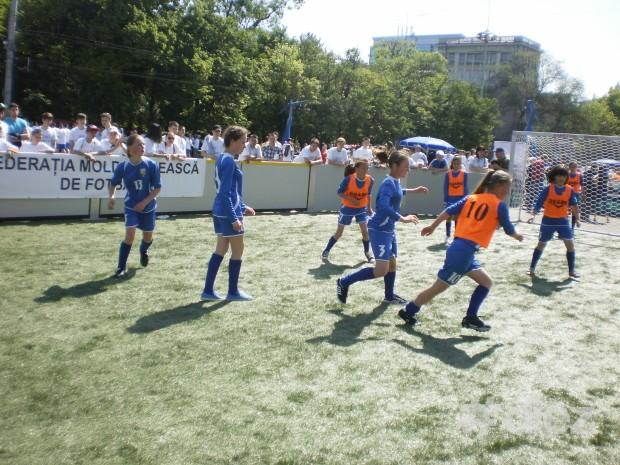 Fotbalul s-a bucurat de popularitate la Olympic Fest