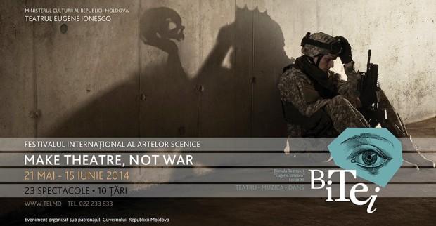 Programul Bienalei Teatrului Eugene Ionesco – BiTEI 2014
