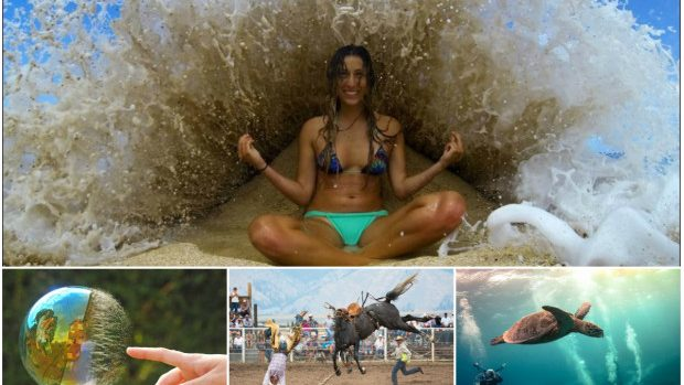 (foto) 25 de fotografii incredibile realizate fără Photoshop în luna aprilie