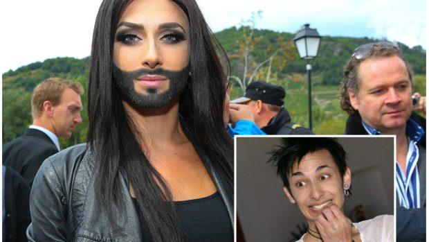 (foto) Cine este și cum arată în realitate reprezentantul Austriei la Eurovision 2014