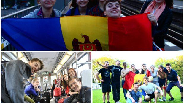 (foto) Tinerii moldoveni au participat la un training destinat jurnaliștilor în devenire în Germania