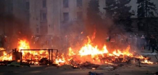 UE vrea o anchetă independentă în legătură cu violenţele de la Odesa