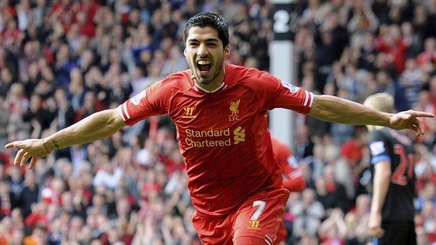 Luis Suárez – jucătorul anului potrivit Asociației Jurnaliștilor din Anglia