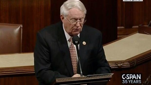 (video) Congresmanul Joe Pitts cheamă Camera Reprezentanților SUA să susțină integritatea teritorială a Moldovei