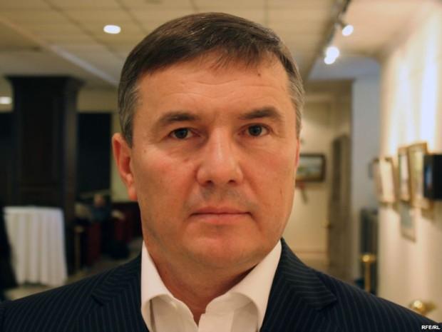 """Liderul Mişcării social-politice """"Forţa Nouă"""", Valeriu Pleșca, PC: rferl.com"""