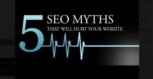 Top 5 concepţii greşite despre promovarea site-urilor